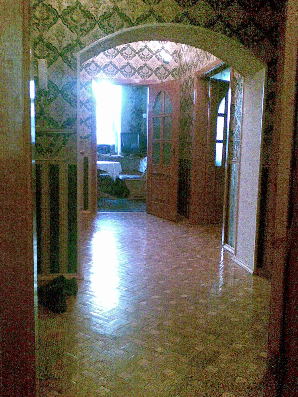 Трёхкомнатная квартира посуточно в Пензе на ул.МОСКОВСКАЯ